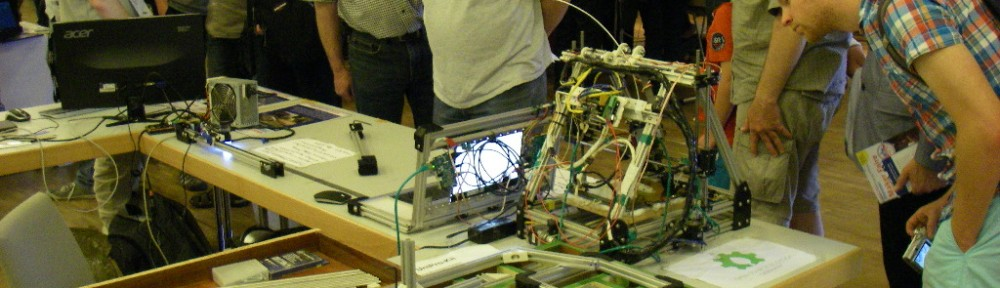 MakerFaire 2015 in Hannover Bilder und Bericht von unserem Stand
