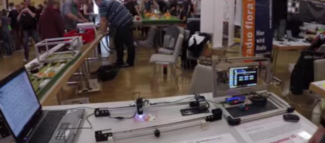 OSEG auf der Maker Faire 2016 in Hannover