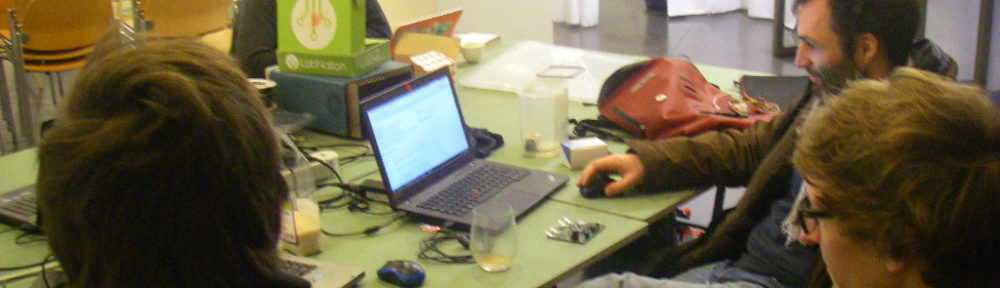 BAC21: Energy and Open Hardware – Workshop in Brüssel